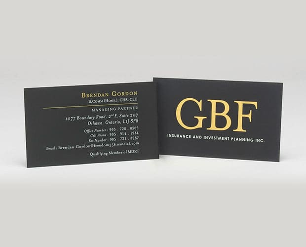 Atlantic Renovations Business Cards