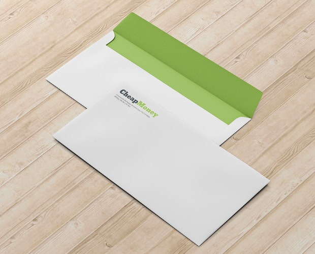 Cheap Money Envelope