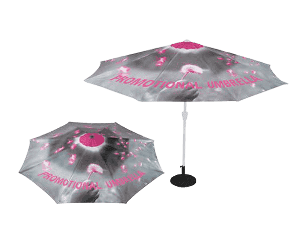 Promotional Umbrella Display